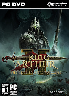 King Arthur The Roleplaying Wargame (PC) 2012