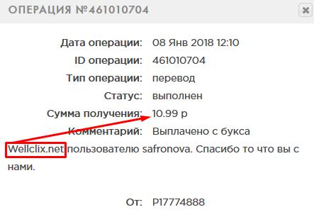 Русские буксы которые платят. Список - WellClix