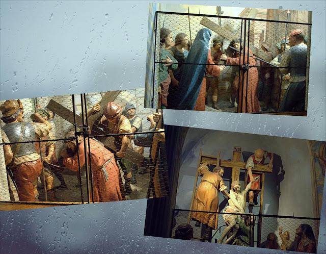 Via crucis di Cerveno