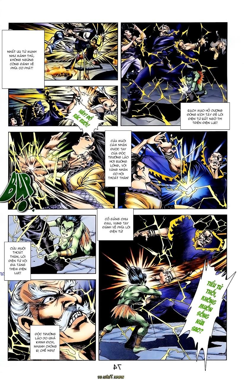 Cơ Phát Khai Chu Bản chapter 114 trang 23