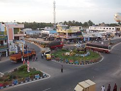tiruppur development