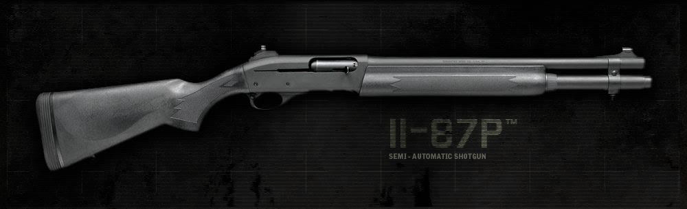 guns-gr  Remington 1187 Police. a194f537908