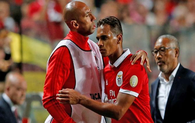 602a1133af19f Ninguém está acima do Benfica!! NINGUÉM