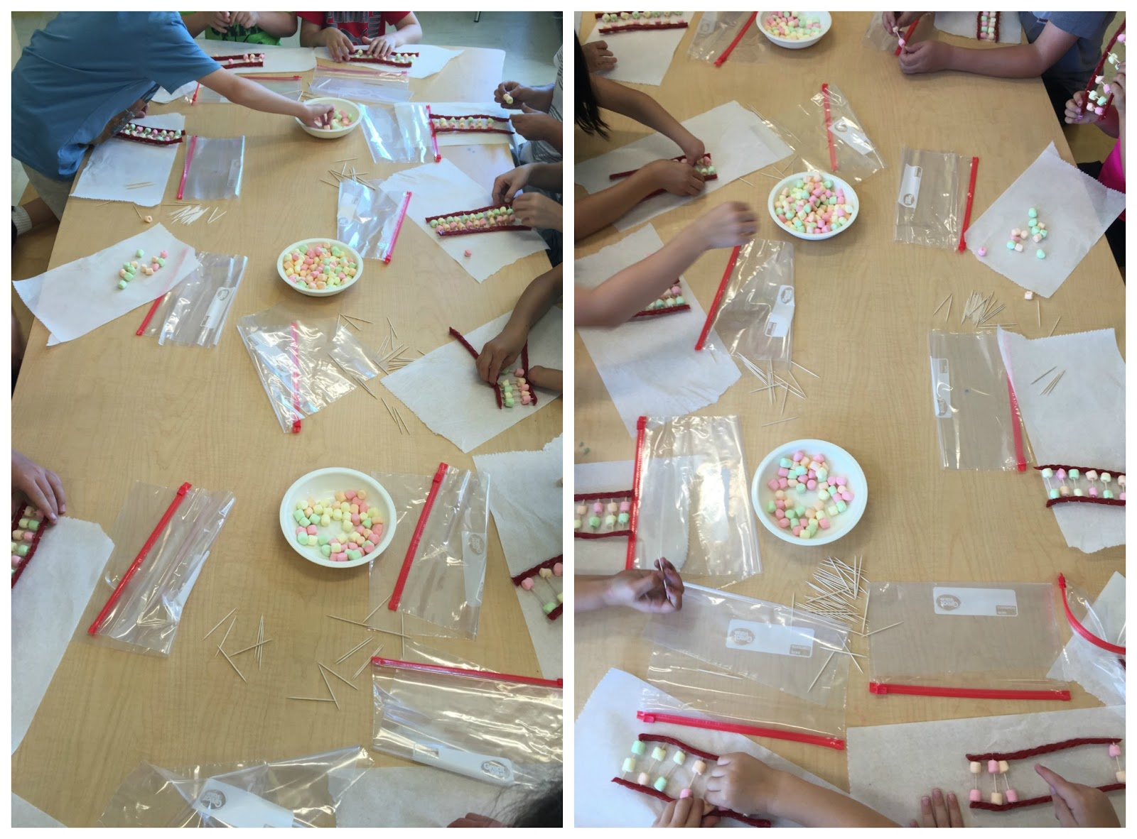 Adventures In Storytime (and Beyond): DNA Extraction STEAM