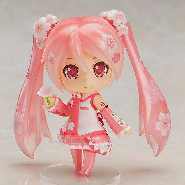 SAKURA MIKU Bloomed in Japan NENDOROID EDICIÓN LIMITADA FIGURE HATSUNE MIKU VOCALOID Good Smile Company