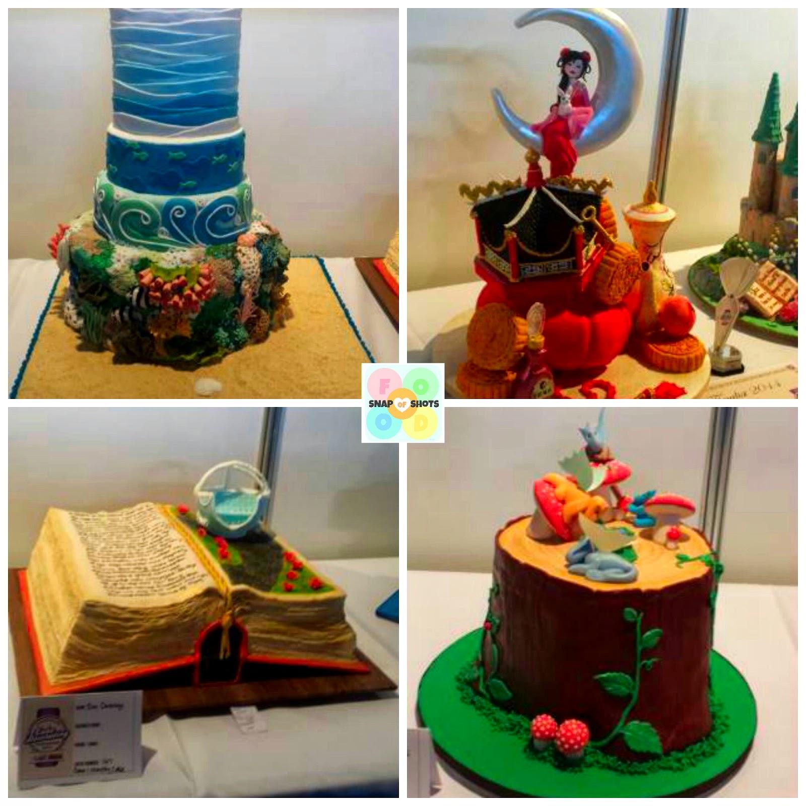 Cake Walk Wedding Cake Edition Episodes
