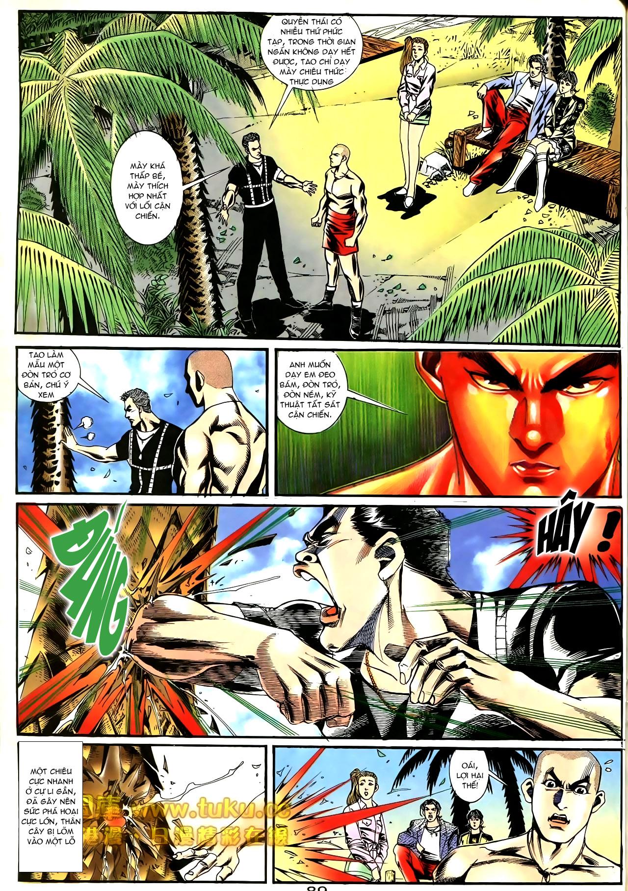 Người Trong Giang Hồ chapter 187: huynh đệ tình trang 26