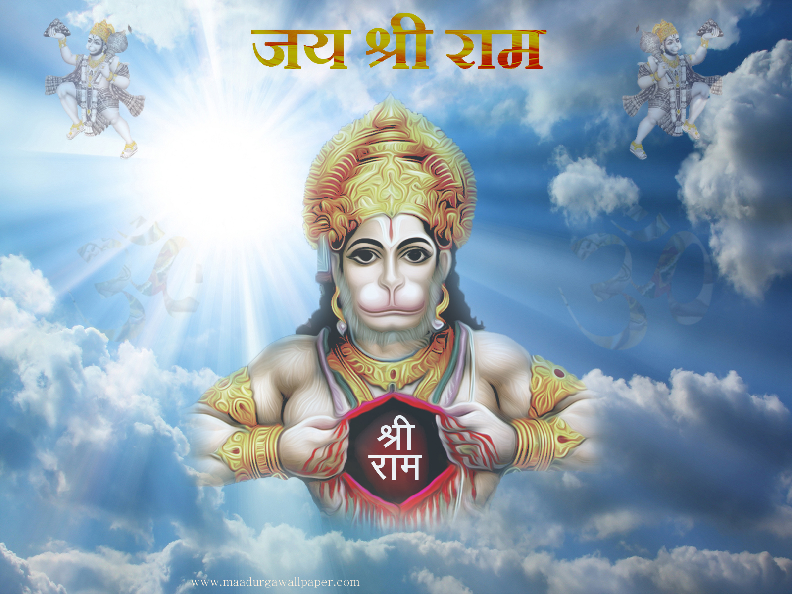 god hanuman wallpapers