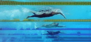 Triathletes train as triathletes NOT swimmers!! - Helle Frederiksen