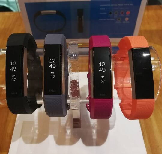 Fitbit Alta HR Color Options