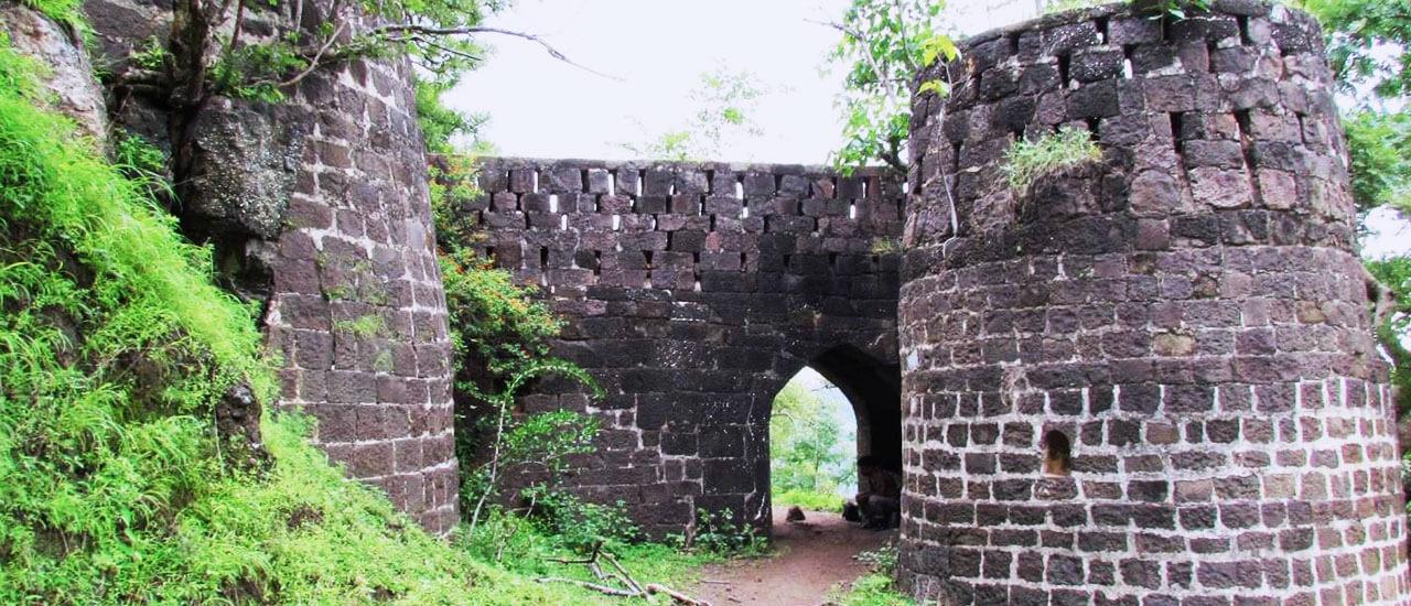 कण्हेरगड किल्ला - Kanhergad Fort