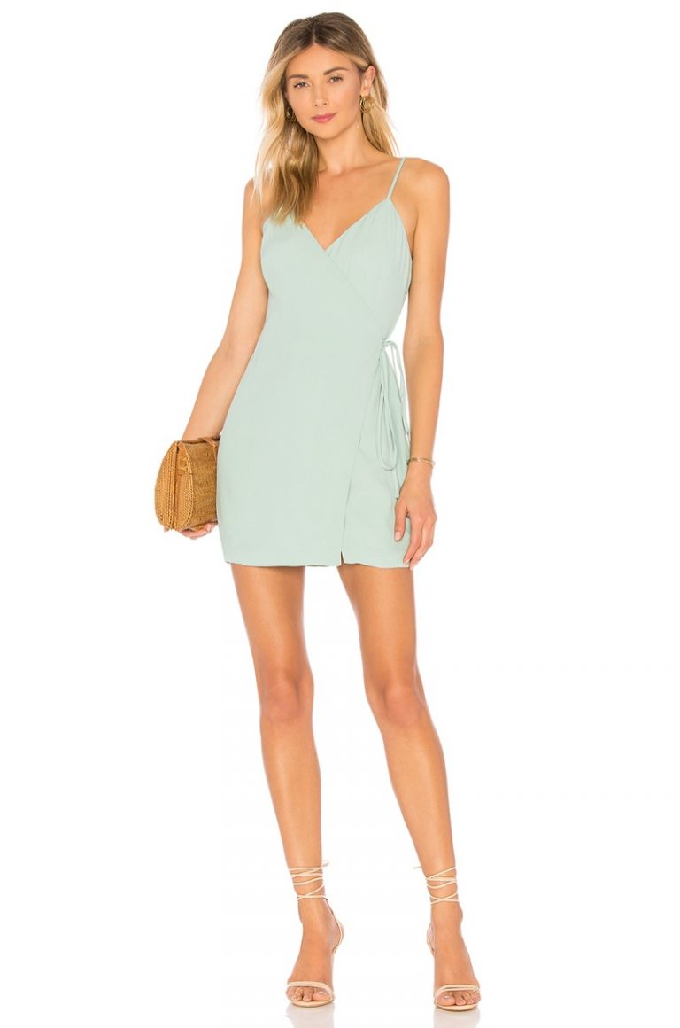 Majorelle 'Nina' Dress in Sage
