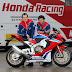 John McGuinness y Guy Martin completan el equipo de Honda Racing