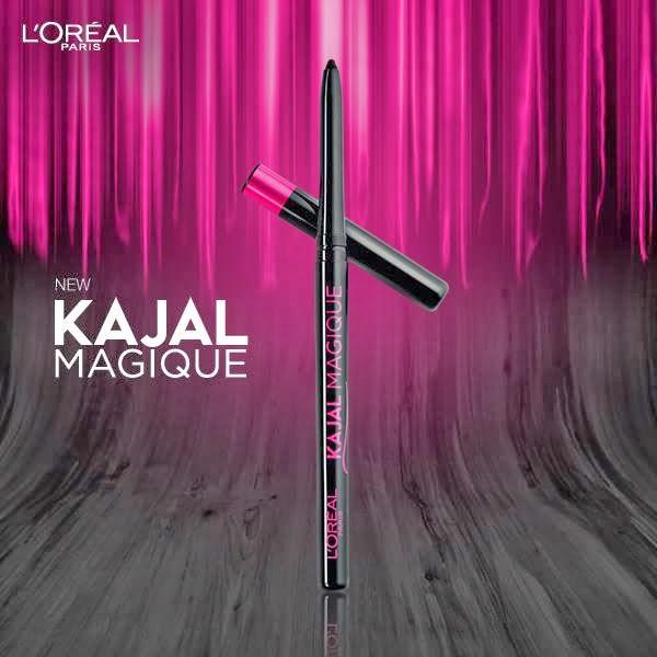 Latest Launch, L'Oreal Kajal Magique.