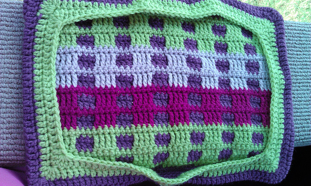 crochet by faye: Knit and Crochet Now Missing Patterns