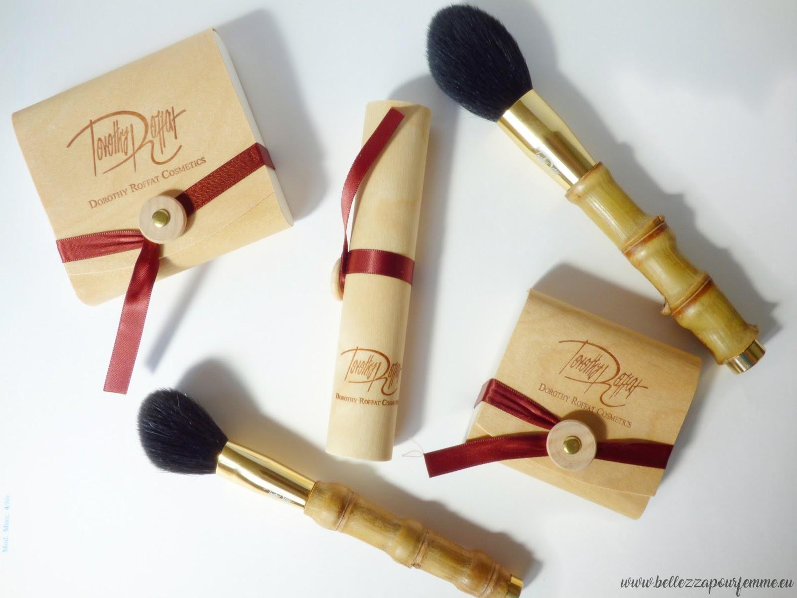 Cosmetici di lusso ed ecologi: Dorothy Roffat Cosmetics