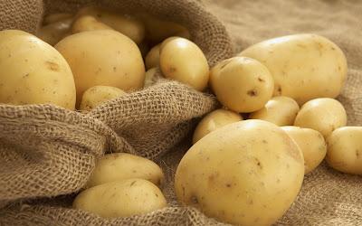 Stunning beauty tips using potatoes