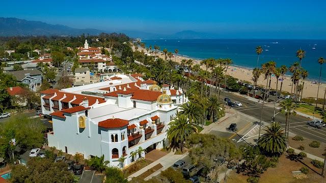 Hotel Santa Barbara Inn em Santa Bárbara