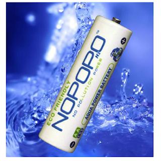 La NoPoPo est la pile la plus écologique actuellement