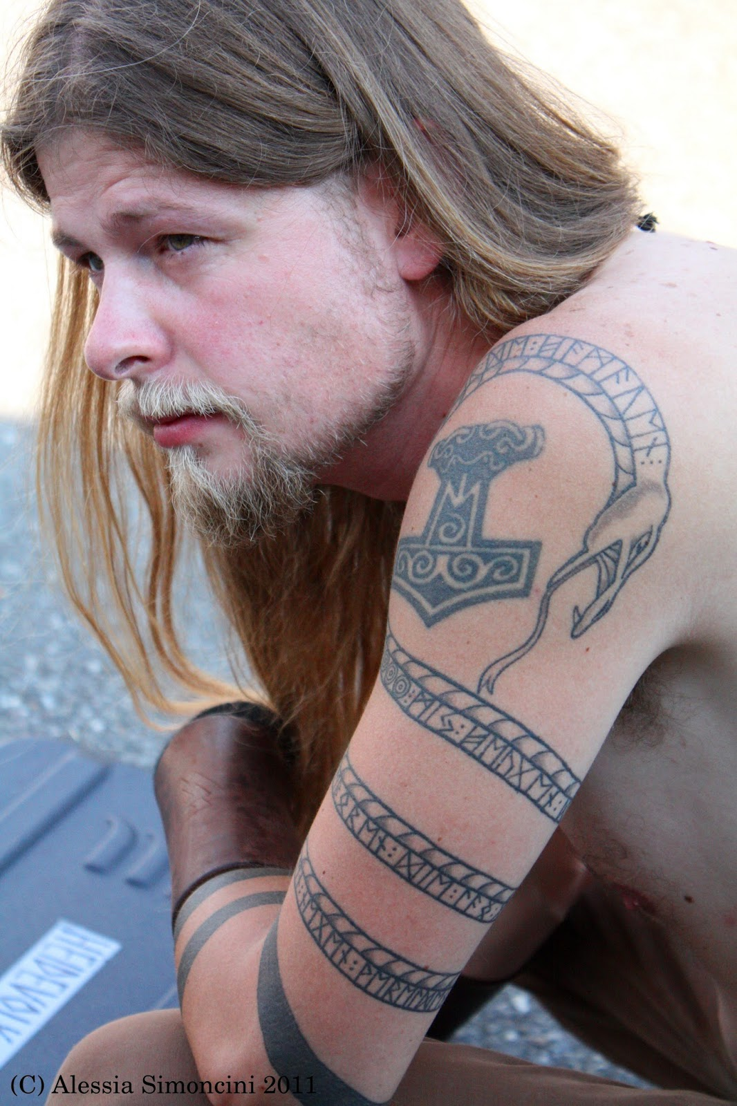 The Norse Mythology Blog | norsemyth org: Interview with