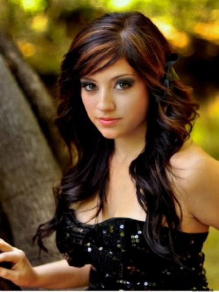 cool brown hair dye  The Hairstyle 9