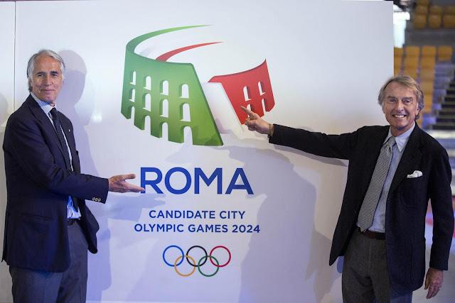 Roma se opone a su candidatura para los JJOO 2024