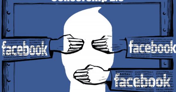"""Νέα λογοκρισία από Facebook σε μη αμερικανικά ΜΜΕ: «Θα τα """"σταμπάρουμε"""" & μετά θα τα μπλοκάρουμε»"""