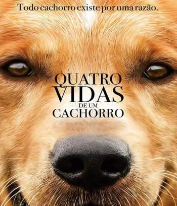 Quatro Vidas de um Cachorro Torrent – BluRay 720p/1080p Legendado (2017)