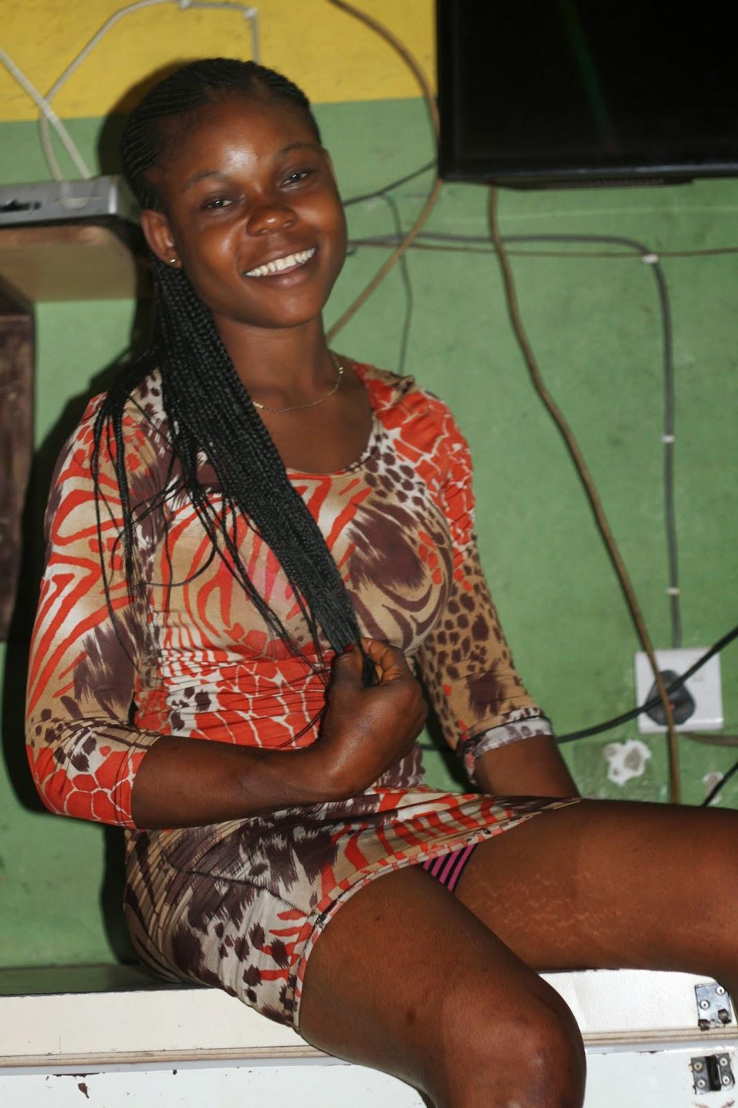 beautiful dark eritrean women