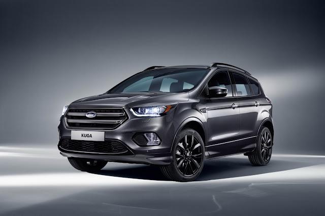 Ford Kuga 2016-2017