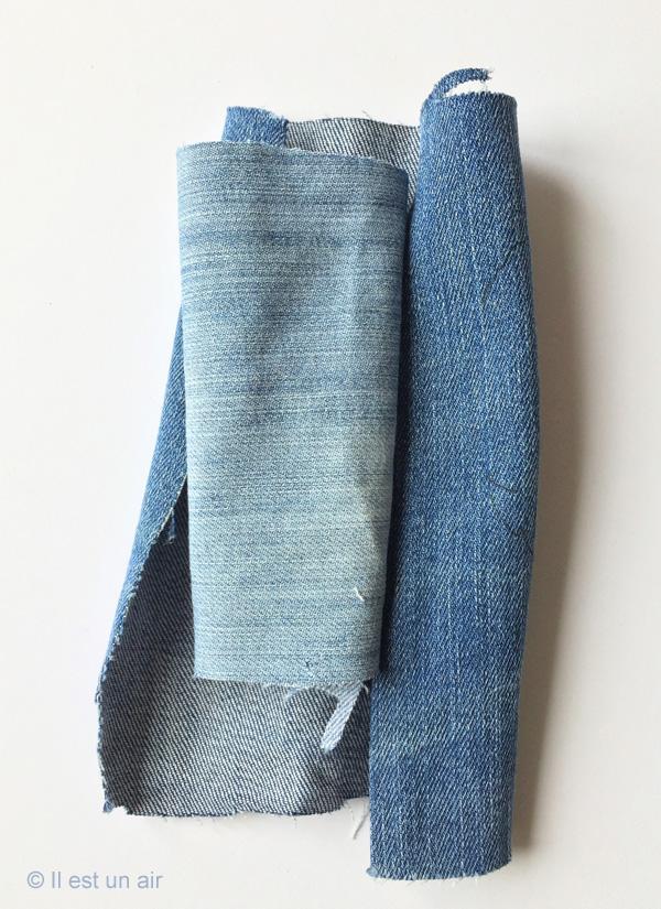 Coupons de jean