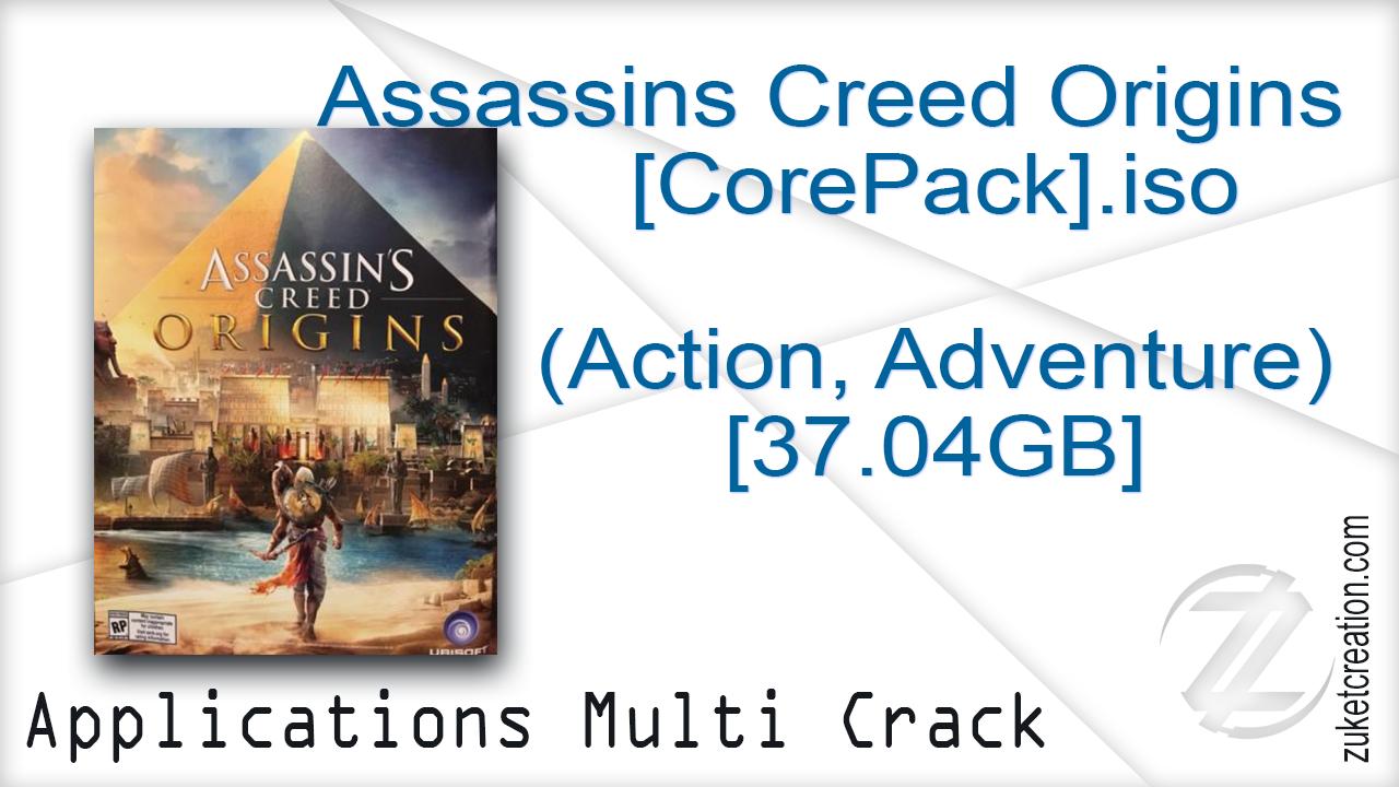assassin creed origin crack 2018