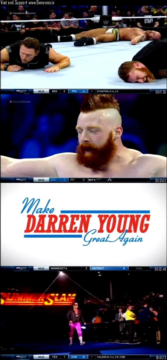 WWE Thursday Night Smackdown 19 May 2016 HDTV 480p