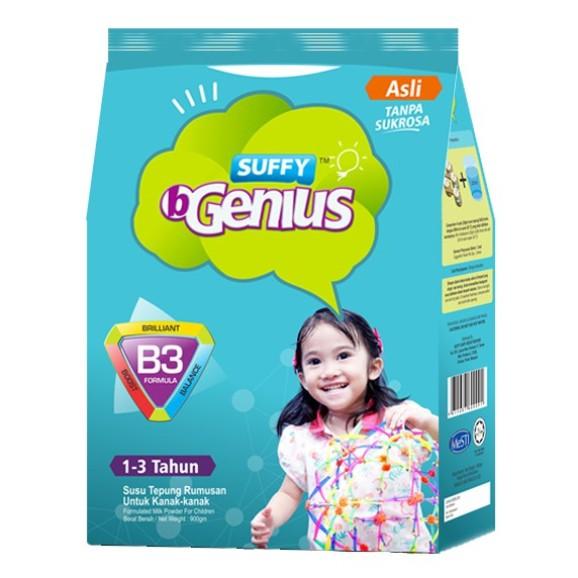 Suffy B Genius