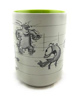 mike concept art mug