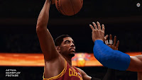 NBA Living 14 Tease - Kyrie Irving Layup