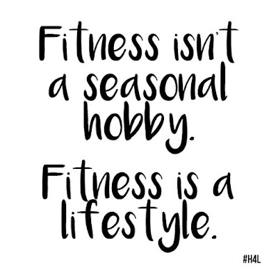 Fitness Lifestyle Quotes