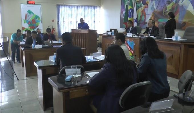PROJETO DE LEI DO VEREADOR WESCLEY TOMAZ  FOI REPROVADO EM SESSÃO POLÊMICA NA CÂMARA DE VEREADORES DE ITAITUBA.