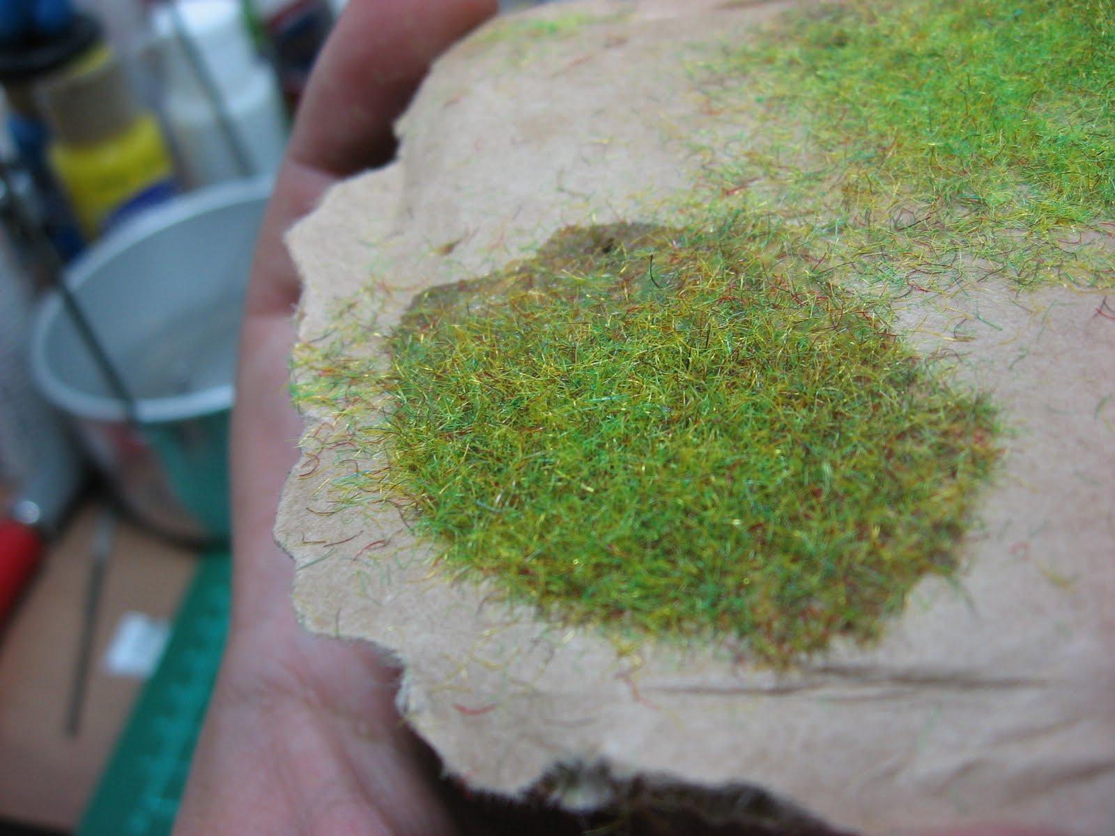 Adary's scrapbook: DIY Static grass applicator for under $15