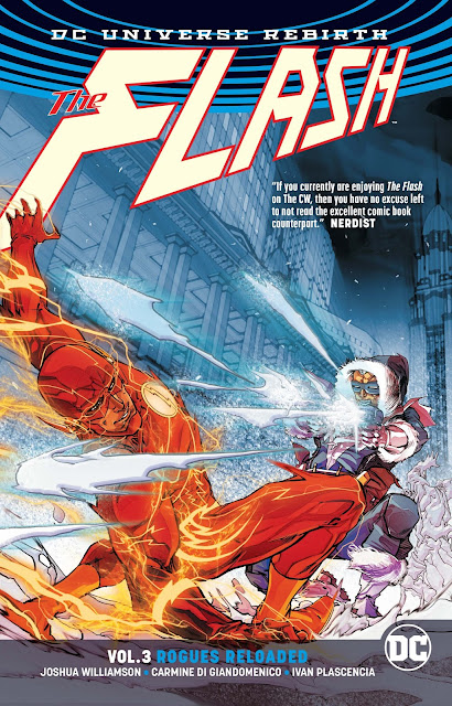 The Flash, vol. 3: Rogues Reloaded