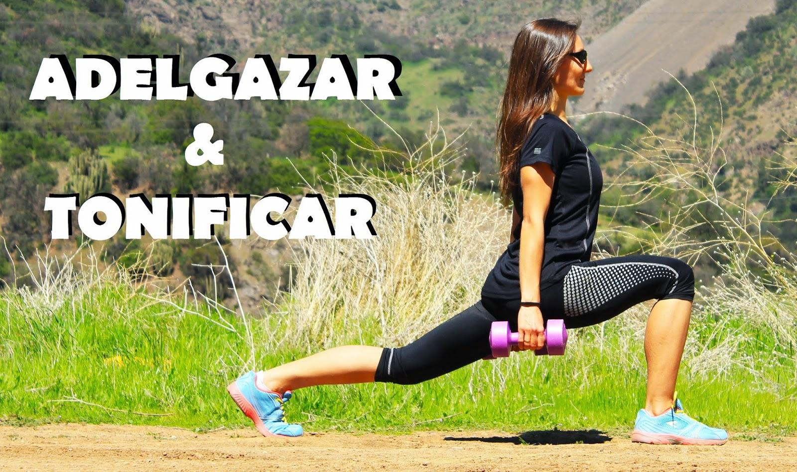 Rutina ejercicios para adelgazar piernas