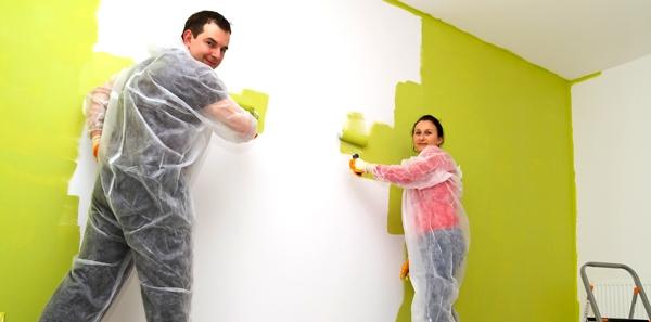 Tips Mengecat Dinding Interior Rumah
