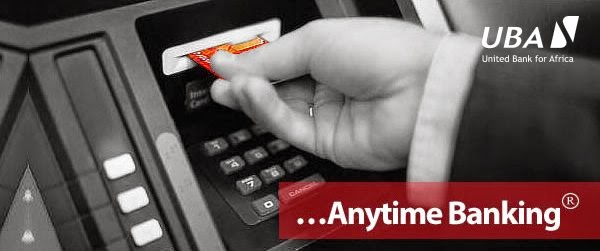 The Lion King - Blog Edition: Use UBA ATMs, pay ₦0thing!
