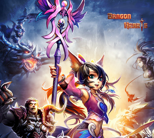 Dragon Hearts v2.3 Mod Apk+Data-cover