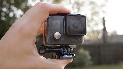 Gambar GoPro Hero Plus LCD Terbaru
