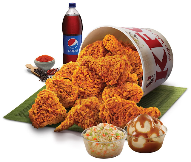 Ramadan Is One Of The Seasons We Look Forward To Each Year Here At Kfc Malaysia It An Opportunity For Us Literally Bring Something New Table