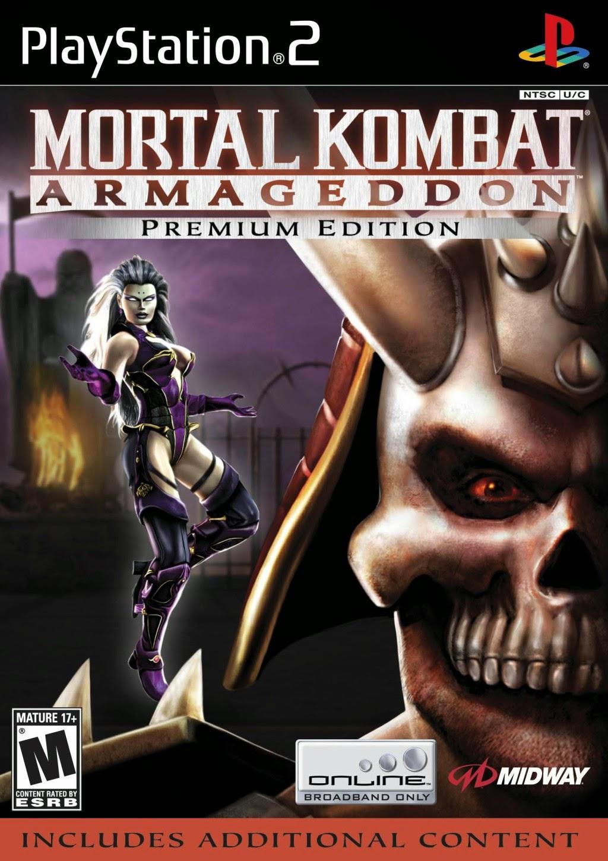 jogo mortal kombat armageddon ps2 completo