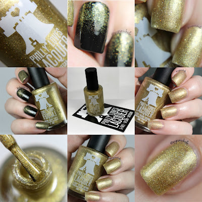 Philly Loves Lacquer Gold Lang Syne