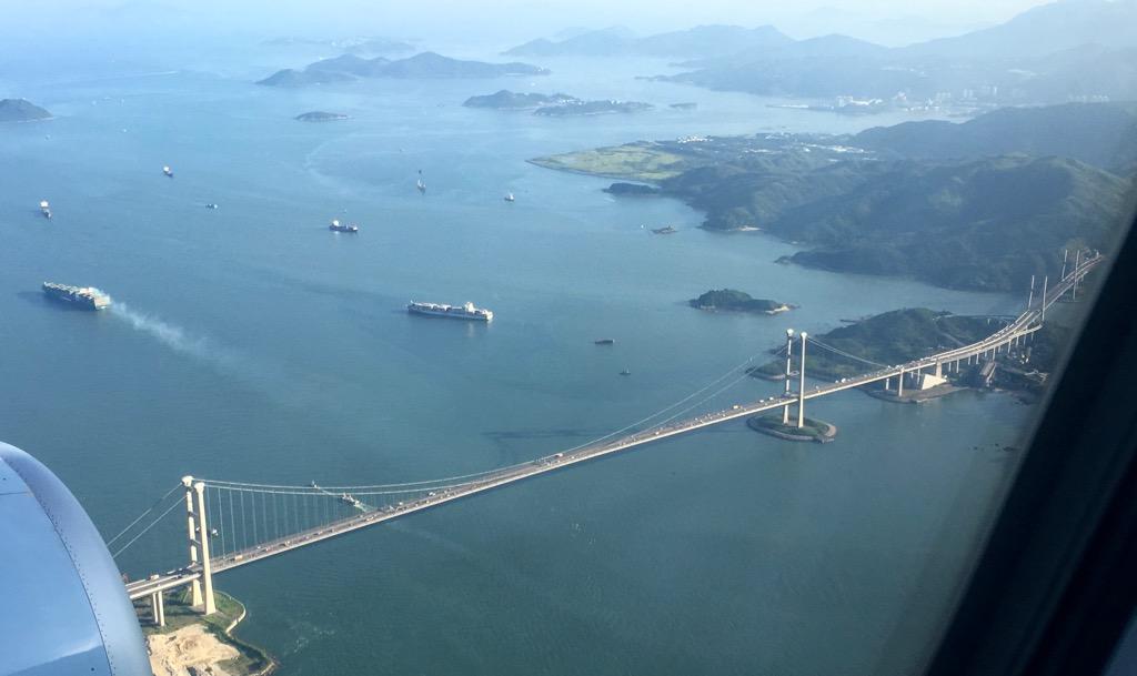 Hong Kong Brücke