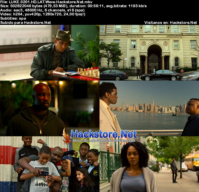 Capturas de Marvels Luke Cage Temporada 2 Español Latino HD